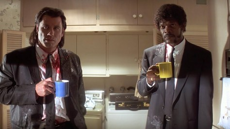 The boys from Pulp Fiction were definitely feeling sociopaths