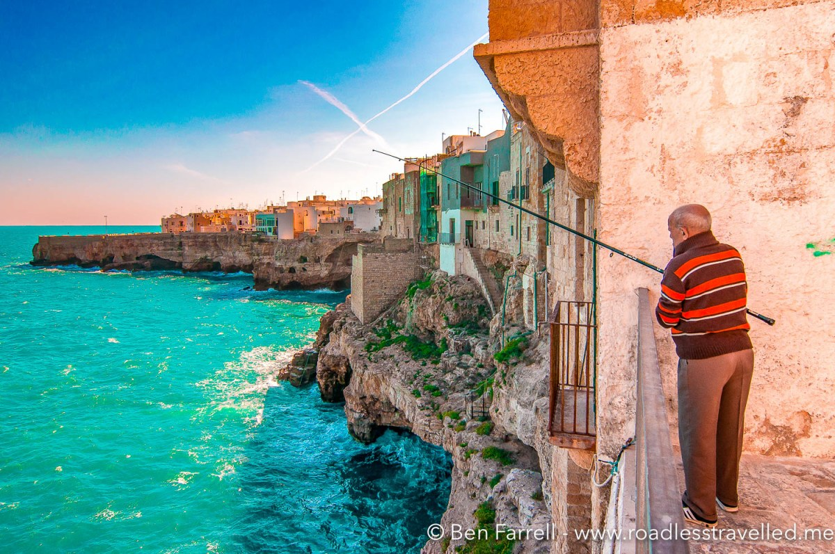 Best of Polignano a Mare, Southern Italy: Photo Gallery