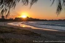 Mooloolaba Sunset-5