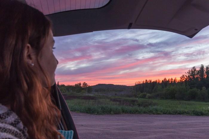 RoadLoft en camping