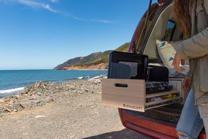 RoadLoft au Cap-Breton, N.-É.