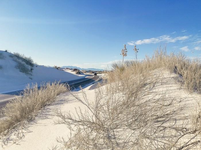 White Sand, Nouveau-Mexique