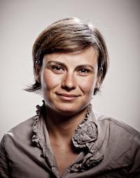 Ruxandra Portrait