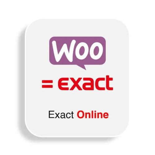 woocommerce exact online