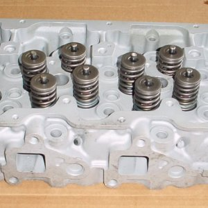 Chevy duramax 6.6L cylinder head