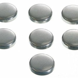 freeze plugs, steel