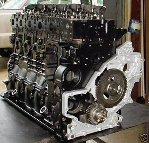 Dodge 5.9L engine