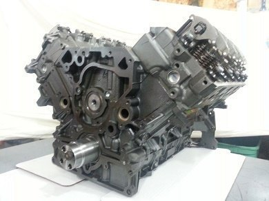 Ford 6.4l diesel engine
