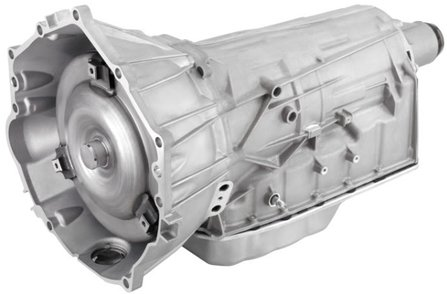 Chevy 6L80E automatic transmission