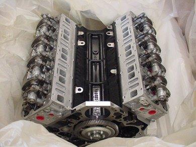 Chevy 6.6l duramax diesel engine