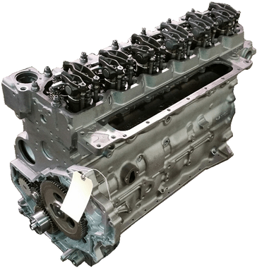 Dodge 6.7l cummins engine