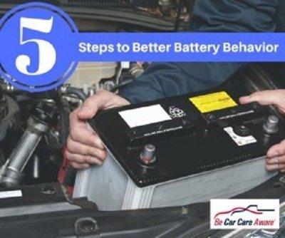better battery behavior