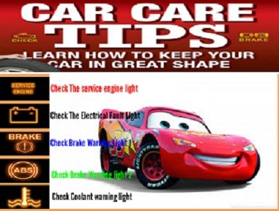 car care tips
