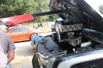 Installing remanufactured engines