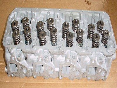 Diesel Cylinder Heads Remanufactured at Roadmaster