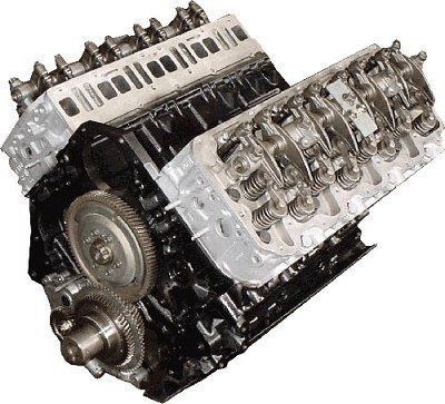 Duramax 6.6L engine