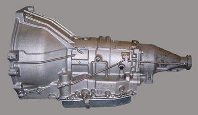 4R70W Automatic Transmissions