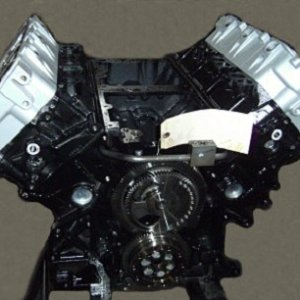 Ford LCF 4.5l Remanufactured Engine