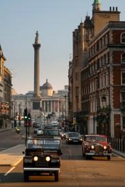 Royal Heritage Drive on Whitehall
