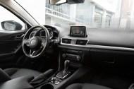 2014 Mazda3 Dash