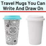 To Go Cups To Draw And Write On