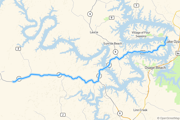 "<span class=""hpt_headertitle"">Ozark Lake to Climax Springs</span>"