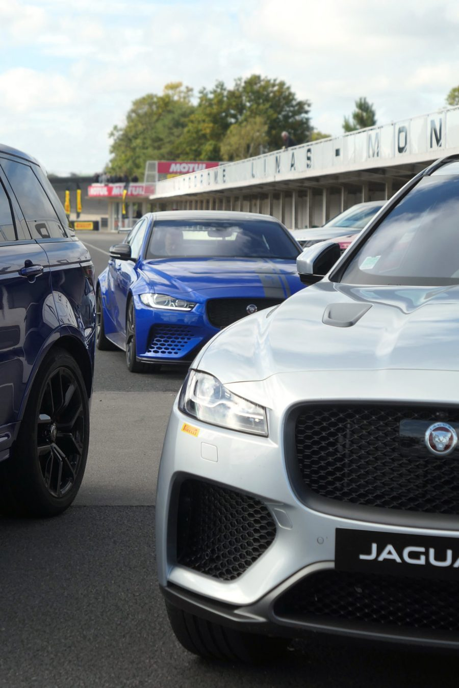 jaguar land rover festival jlr festival jaguar XE SV Project 8 roadrugcars Road Rug cars