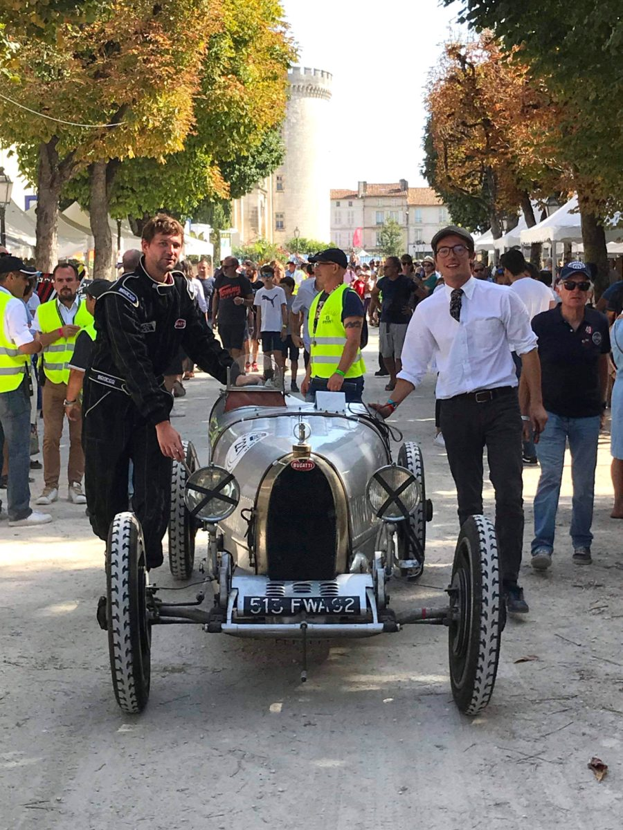 roadrugcars road rug cars circuit des remparts angouleme bugatti type 35