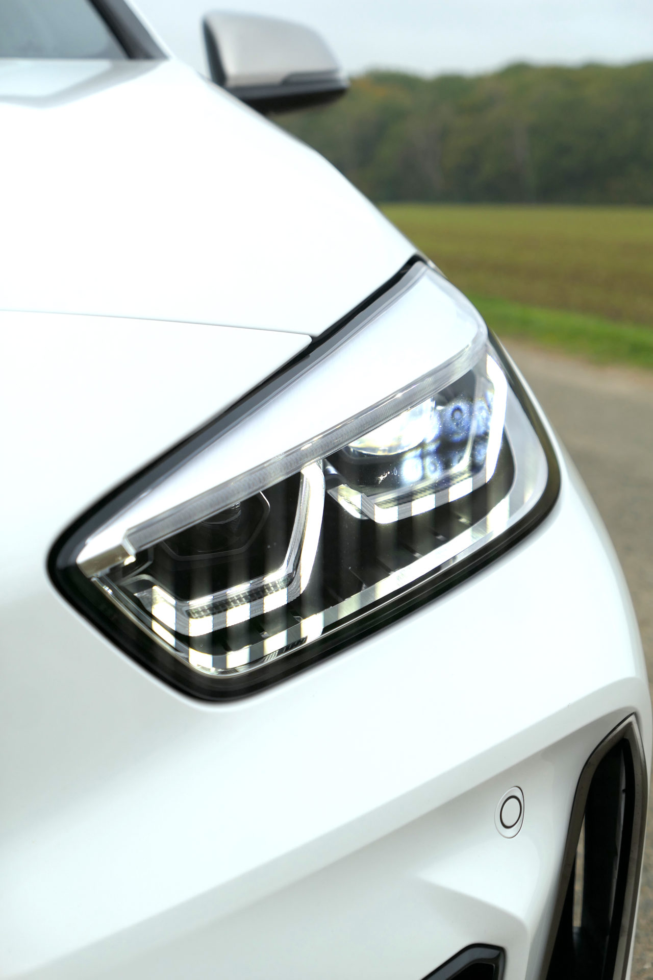 roadrugcars road rug cars bmw m135i led headlight