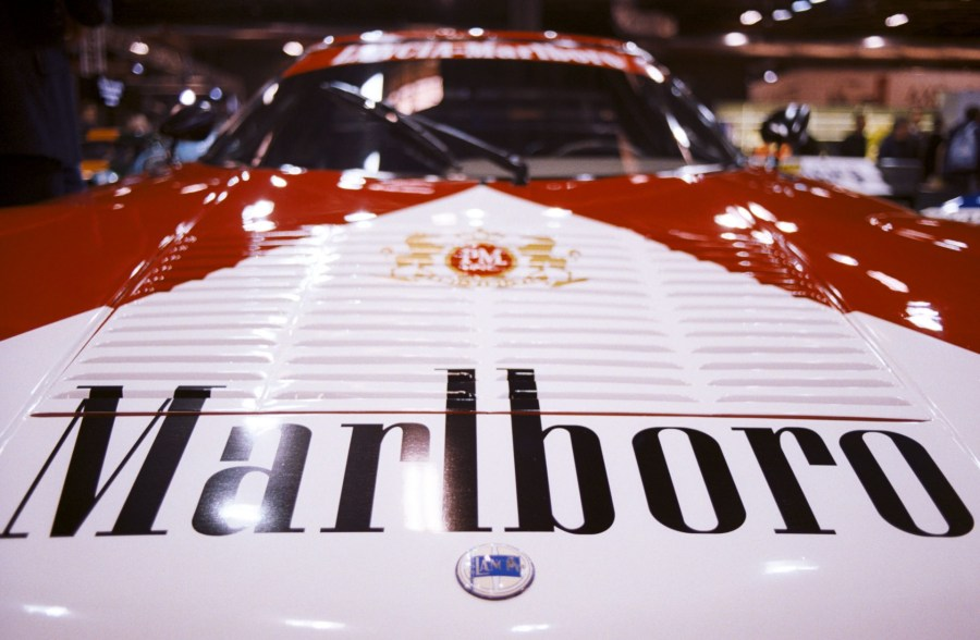 Retromobile - Top 10 - Lancia Stratos - Philip Morris - Marlboro