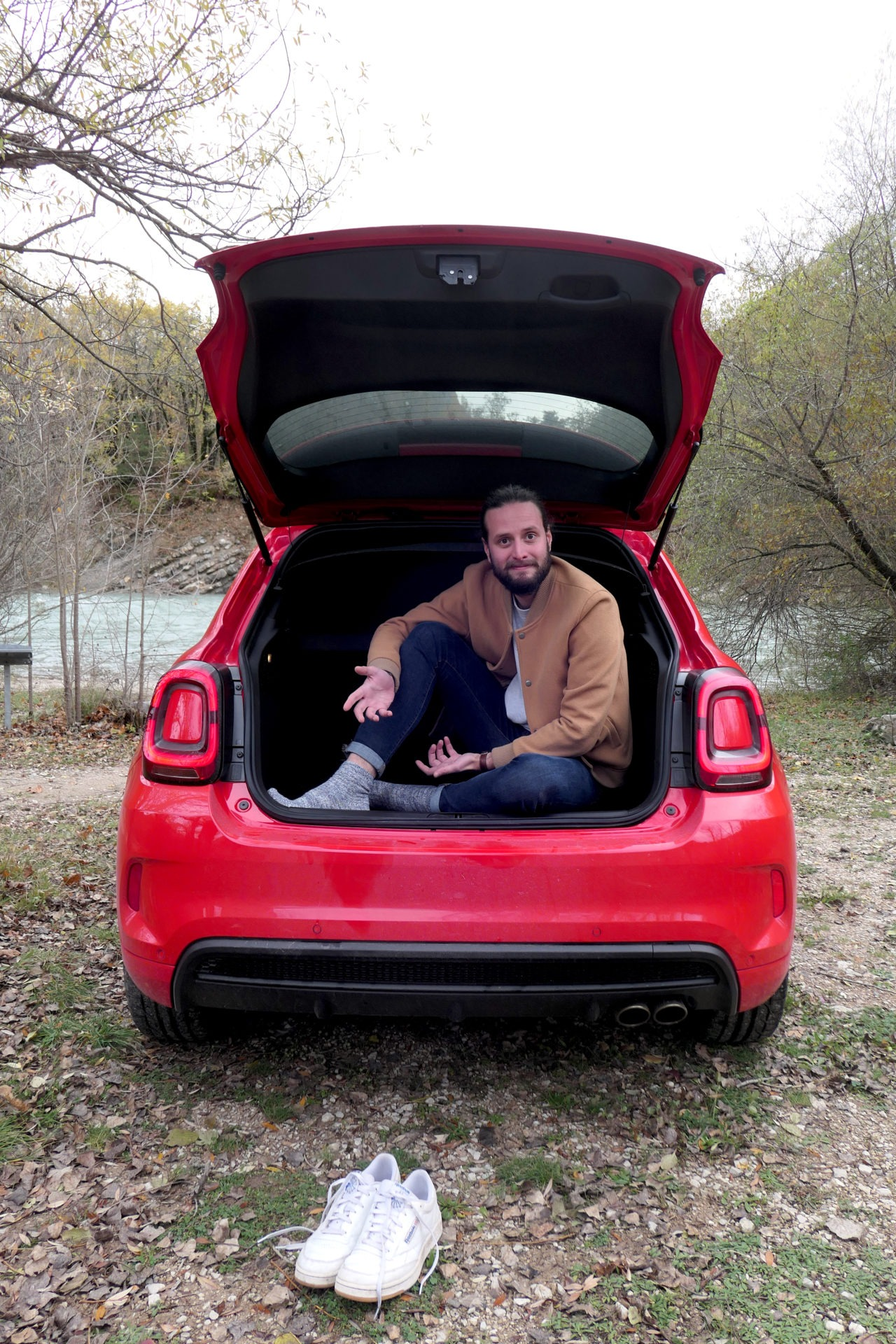fiat 500x 500 x sport trunk roadrugcars road rug cars