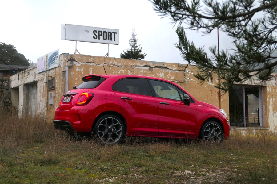 fiat 500x 500 x sport wing roadrugcars road rug cars