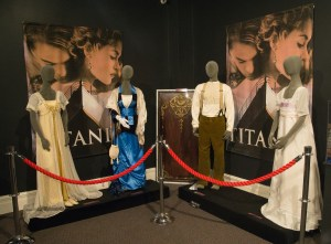Costumes from Titanic movie