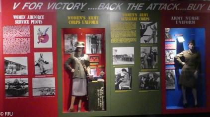 Women in World War II, Museum of Aviation, Warner Robins, GA
