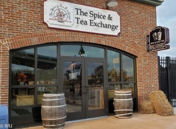 The Spice and Tea Exchange at Downtown OWA