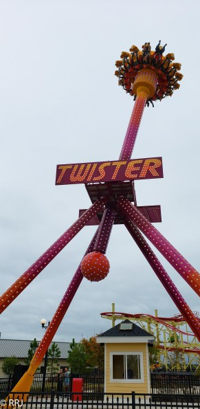 Twister at The Park OWA
