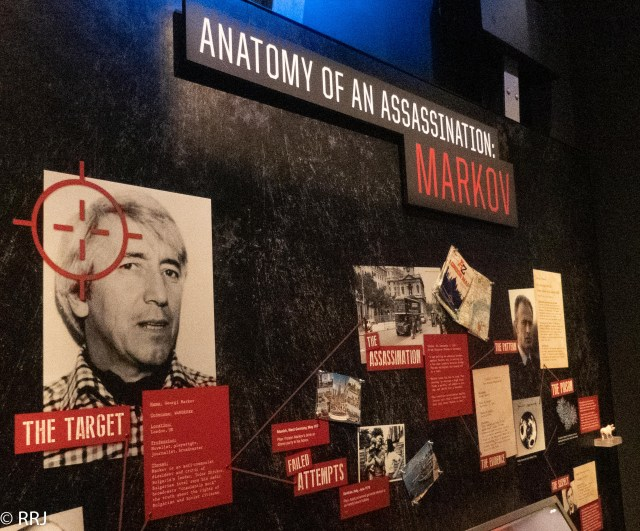 Markov exhibit