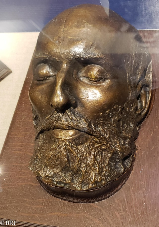 Artifacts from James A Garfield National Historic Site