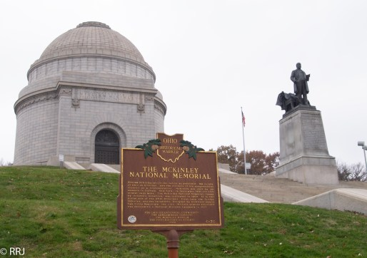 McKinley's Tomb at the William McKinley Presidential Library and Museum