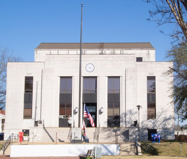 Walker County Courthouse, Jasper, Alabama