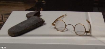 Jackson's glasses