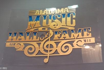 Alabama Music Hall of Fame Tuscumbia Alabama