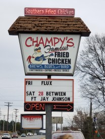 Champy's Muscle Shoals Alabama