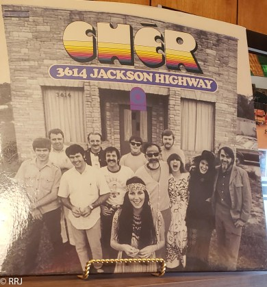 The first album recorded at Muscle Shoals Sound