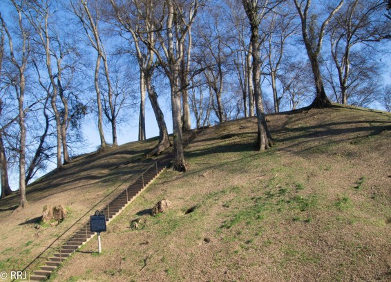 Indian Mound, Florence Alabama