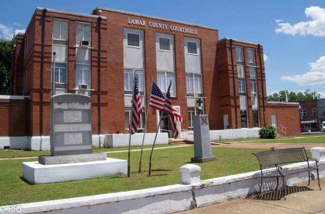 Lamar County Courthouse, Vernon, Alabama