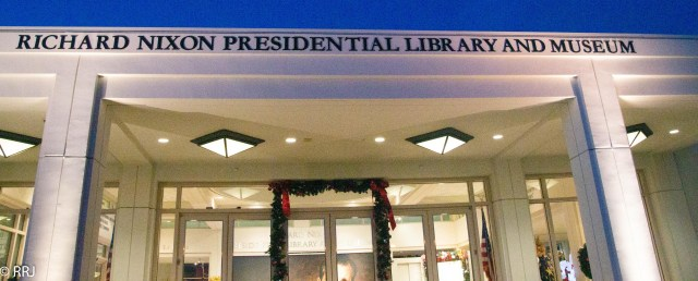 Nixon Presidential Library
