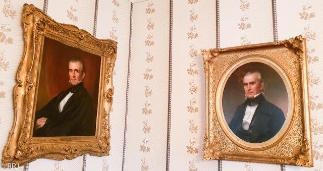 Portraits of Polk