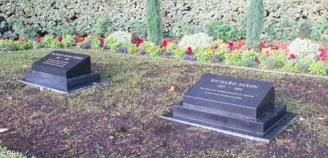 Nixon Gravesites