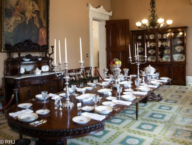 Dining Room at Stanton Hall